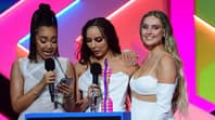 ​BRIT Awards 2021: Little Mix Celebrated For Making History As First Girlband To Win Best British Group