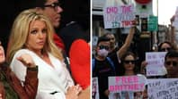 #FreeBritney: Britney Spears Addresses Los Angeles Court On Conservatorship