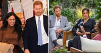 Harry And Meghan Oprah Interview: Royal Couple Reveal They're Having A Baby Girl