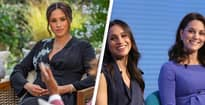 Harry And Meghan Oprah Interview: Duchess Says Kate Middleton Made Her 'Cry' As She Discusses 'Feud' Rumours