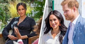 Harry And Meghan Oprah Interview: Duchess Reveals She Contemplated Suicide