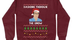 You Can Now Get Louis Theroux Christmas Jumpers