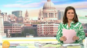 Good Morning Britain's Susanna Reid Shades Piers Morgan As Martin Lewis 'Walks Off' Set After Chaotic Ad Break