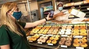 Krispy Kreme Is Giving Away Free Glazed Doughnuts This Week