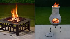 B&M Is Selling A £35 Chiminea As Part Of Stunning Garden Range