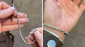 Woman Shares Genius Hack On How To Put Bracelets On Yourself