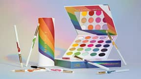 Morphe Releases Rainbow Make-Up Collection For Pride Month