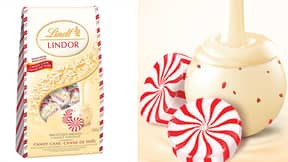 You Can Now Buy Lindt Candy Cane Lindor Truffles In The UK