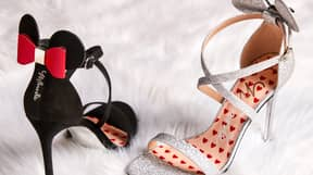 Primark's Sparkly Minnie Mouse Heels Are Back And We Need Them All