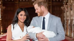 Duke And Duchess Of Sussex Announce Oprah With Meghan And Harry: A CBS Primetime Special