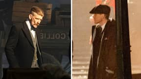 Peaky Blinders Season 6: Behind The Scenes Look At Tommy Shelby And Arthur Shelby Jr On Set