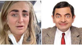 Woman Left In Hysterics After Brow Lamination Leaves Her Looking Like 'Mr Bean'