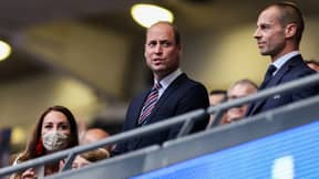 Prince William Left 'Sickened' By Racist Trolling Of England Players After Euro 2020 Final