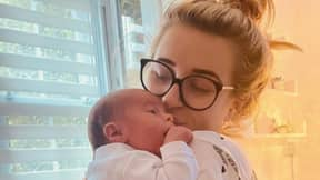 Dani Dyer Felt 'Like A Failure' After Delivering Santiago By Emergency C-Section