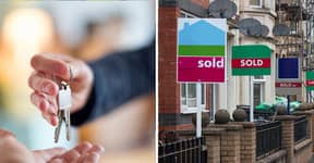The Average House Price In The UK Is Now Over £250,000