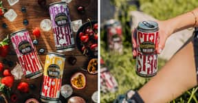 Kopparberg Has Launched A New Strawberry Flavour Hard Seltzer