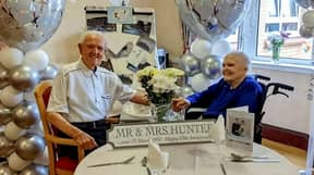 Married Couple Of 70 Years Reveal Secret To Happy Relationship