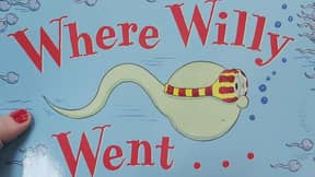 Mum Sparks Debate After Spotting A Book About Sperm In The Children's Section