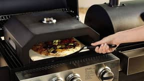 Aldi's £40 BBQ Pizza Ovens Are Back In Time For Summer