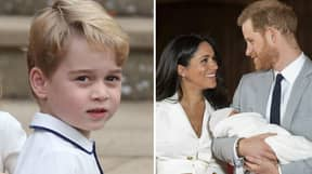 Did Prince George Inspire Harry And Meghan To Name Their Baby Archie?