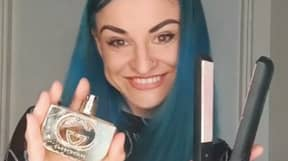 TikTokers Try To Dye Their Hair With Perfume And It Doesn't Go Well