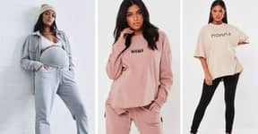 Missguided Launches Maternity Loungewear Collection For Mums-To-Be