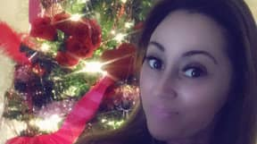 Mum-Of-Two Defends Keeping Christmas Tree Up All Year