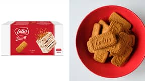Biscoff Launches Vienetta-Inspired Ice Cream Cake