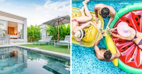 You And Three Friends Can Get Paid To Live In A Stunning Villa
