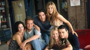 The Most Amazing Behind The Scenes Secrets From 'Friends' Revealed