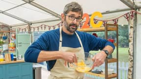 Louis Theroux Made 'Great British Bake Off' History Last Night