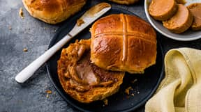 M&S Is Now Selling Cheesy Marmite Hot Cross Buns
