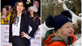 Stacey Solomon Hits Back At Troll For Commenting On How She Dresses Son For Snow Play