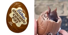 You Can Now Get A Creme Egg Filled With Chocolate