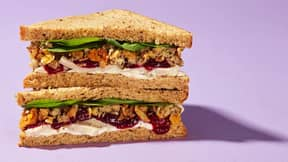 Pret Has Launched A Christmas Sandwich In July