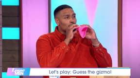 Loose Women Viewers In Hysterics As Jordan Banjo Identifies A Shewee During 'Guess The Gizmo'