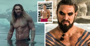 People Are Losing It Over Young Jason Momoa In Baywatch