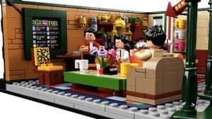 'Friends' Lego Set Pictures Revealed And You Can Order It Now