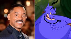 Will Smith Is 'In Talks' To Play The Genie In The Live-Action Remake Of Aladdin