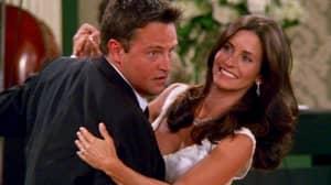 'Friends' Fans Spot Glaring Error In Monica And Chandler's Wedding