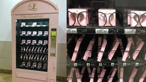 Woman Invents Eyelash Vending Machines And We Need To Try This