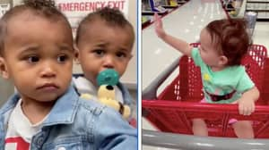Parents With 'Pandemic Babies' Are Sharing Their Kids' Reactions To Doing Things For The First Time