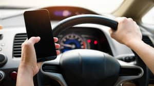 Drivers Will Be Fined £200 And Get Six Points For Touching Their Phone From Next Month
