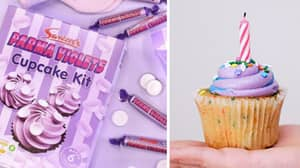 You Can Now Make Your Own Parma Violet Cupcakes And OMG