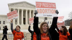 Georgia Provokes Global Condemnation As 'Heartbeat Bill' Seeks To Make Abortion Illegal After Six Weeks
