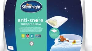 Lidl Is Now Selling Anti-Snore Pillows And It's Going To Save Your Relationship