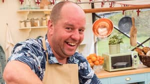GBBO Fans Touched By Bakers' Hawaiian Shirt Tribute To Eliminated Jon Jenkins