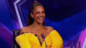 'BGT' Complaints Soar To Almost 2,000 After Alesha Dixon Wears BLM Necklace