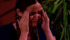 'I'm A Celeb' Star Jacqueline Jossa In Tears Over Letter From Dan Osborne
