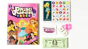 Embrace Your Inner Drag Queen With This Bingo Board Game